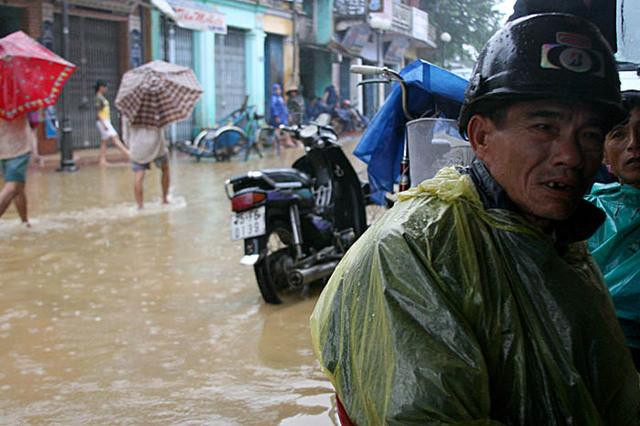 Flood in Vietnam 4