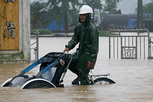 Flood in Vietnam 1